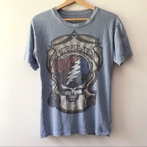 Grateful Dead Rock Band T- Shirt Tee Vintage Small